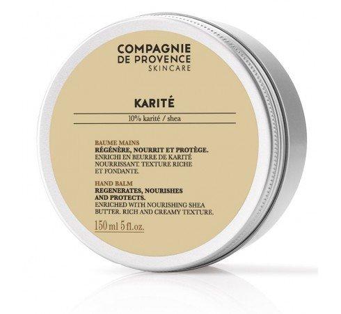 Compagnie de Provence Handbalsam Karité mit Duft (150ml)