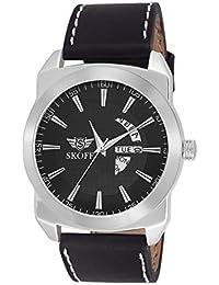 SKOFF Analogue Black Dial Men's Watch - ES00059