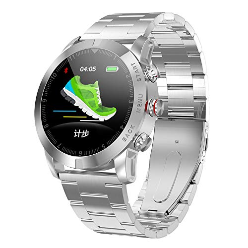 Smart Uhr Men, TechCode HD Touchscreen SmartWatch