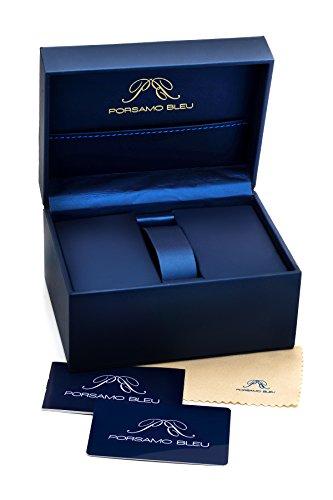 porsamo-Bleu-Claire-Edelstahl-Gold-Ton-Damen-Armbanduhr-Diamant-722bcls