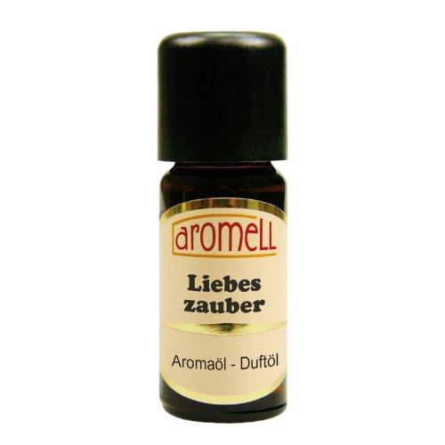 LIEBESZAUBER esoterisches AROMAÖL (Parfümöl / Duftöl), 10 ml