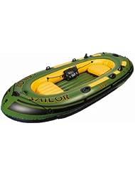 Wehncke 10510 Sailor - 2 personas, embarcaciones hinchables con accesorios varios, 310x165 cm