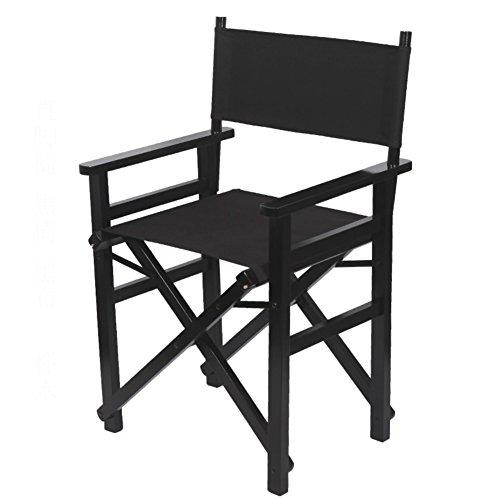 L&J Multifonction Chaise Pliante, Plein Air Portable Chaise De Loisirs Bois Massif Bar Chaise, Office Terrasse Patio Jardin Plage Piscine Le Picnic Barbecues-H