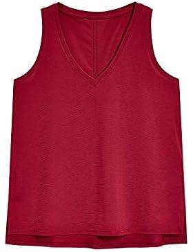 next Mujer Camiseta Sin Mangas De Vestir