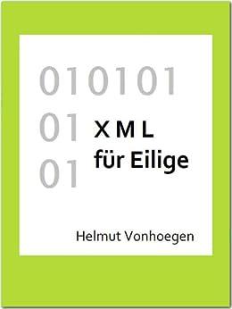 XML für Eilige von [Vonhoegen, Helmut]