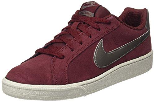 Nike Herren Court Royale Suede Gymnastikschuhe, Rot (Dark Team Red/Mtlc Pewter/Light Bone), 42 - Rot Skate-schuhe Nike