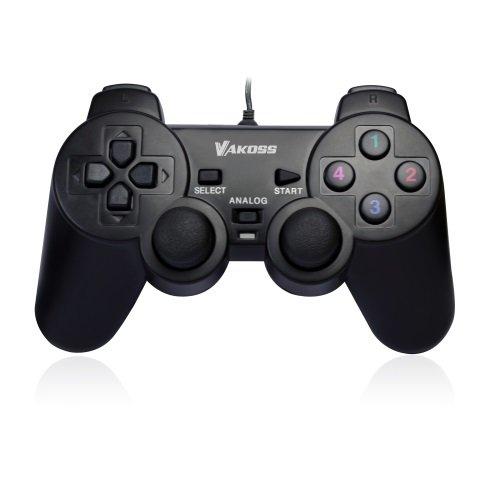 vakoss-gp-3755bk-plug-and-play-usb-gamepad-for-pc-ps3-black