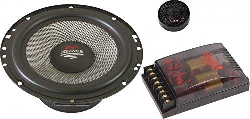 Paar Car-audio (Audio System X 165 EVO XION SERIES 2-Wege System 150 Watt 1 Paar)