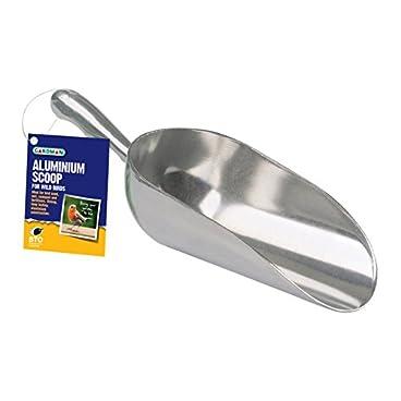 Gardman A01310 Aluminum Feed Scoop