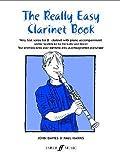 THE REALLY EASY CLARINET BOOK - arrangiert für Klarinette - Klavier [Noten / Sheetmusic] Komponist: DAVIES HARRIS
