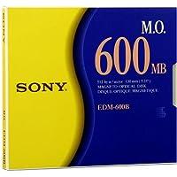 "Sony 5.25"" Magneto-Optical Disc, 600MB - Disco magneto-ópticos (600MB, 13,33 cm (5.25""))"
