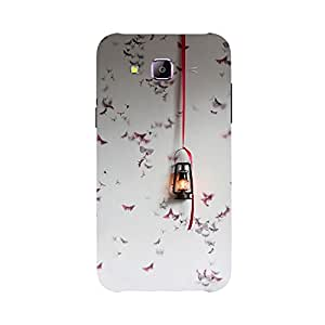 Back cover for Samsung Galaxy J7 Wall Lamp