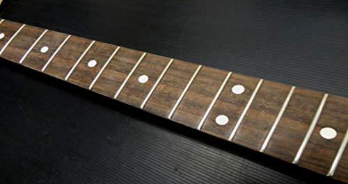 Dots Puntos Fret Markers Inlay Stickers pegatinas Guitar & Bass Diapason (blanco)