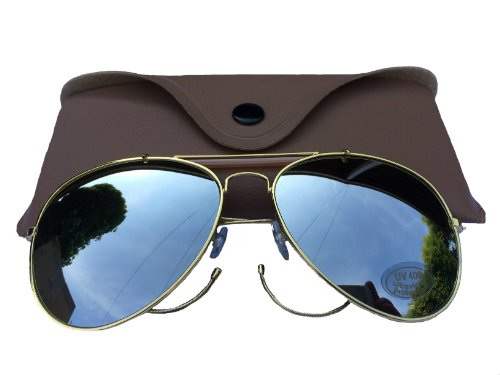 Rothco Mirror Airforce Style Sonnenbrille (Rothco Air Force)