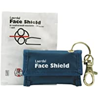 Laerdal FaceShield Beatmungstuch mit Schlüsselanhänger und Nylontasche, Farbe:Rot preisvergleich bei billige-tabletten.eu