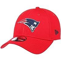 New Era 9FORTY New England Patriots Baseball Cap - Reverse Team Colour - Rot