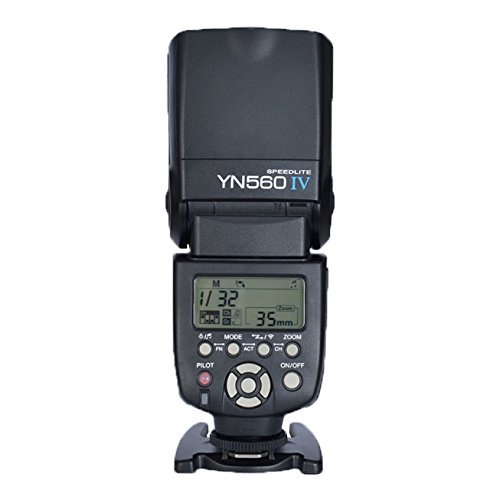 New Yongnuo YN-560 IV Flash Speedlite for Canon Nikon Pentax Olympus DSLR Cameras