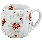 Könitz Beautiful She Says Kuschelbecher, Becher, Tasse, Kaffeetasse, Porzellan, Blumen, 420 ml, 11 1 143 0335