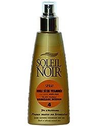 SOLEIL NOIR 44 Spray Huile Sèche Vitaminée 4 Bronzage Intense