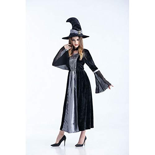 Halloween Horror Hexe Cosplay Kostüm Hexe Cosplay Stage Pack Nachtclub Thema Party - Hexe Themen Kostüm
