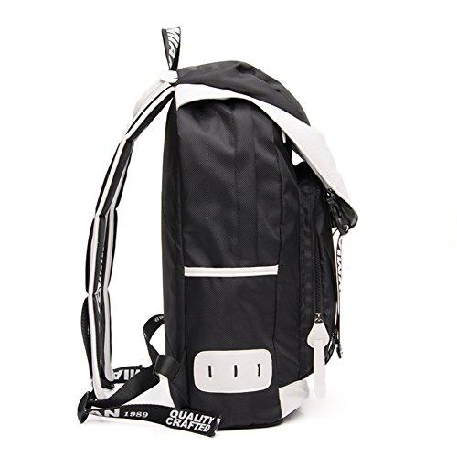 Uomo zaino sportivo / spalle femminili borsa da viaggio di piacere-2 13