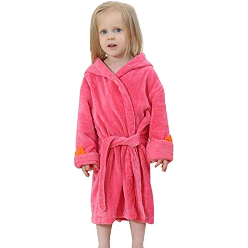 6e93bc6554 Pinji Albornoz Suave para Niños Niñas Unicornio Ropa de Dormir de Algodón  Bata de Baño Cómodo Transpirable Ropa De Dormir Cómoda para Niños 3-6 Años