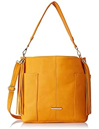 Stella Ricci Women's Shoulder Bag (Mustard) (SR218HMUS)