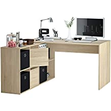 mesas oficina - Habitdesign - Amazon.es