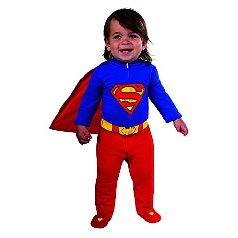 Superman Infant Costumes - DC Comics Superman Newborn Infant Costume