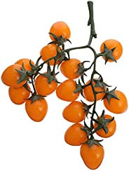 Generic Simulation Cherry Tomatoes Decoration Fake Cherries Ktchen Table Decor Artificial Strawberries Props F