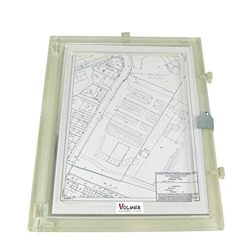 feldbuchrahmen a4 Feldbuchrahmen DIN A4 - Plexiglas
