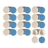 Alpine Choice Portalenti - 12 mesi Value Pack di casi di contatto blu