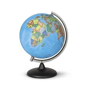 Nova Rico - Juguete Educativo de geografía (MAPPAMONDI 0330COPFIN0NF066) (versión en inglés)