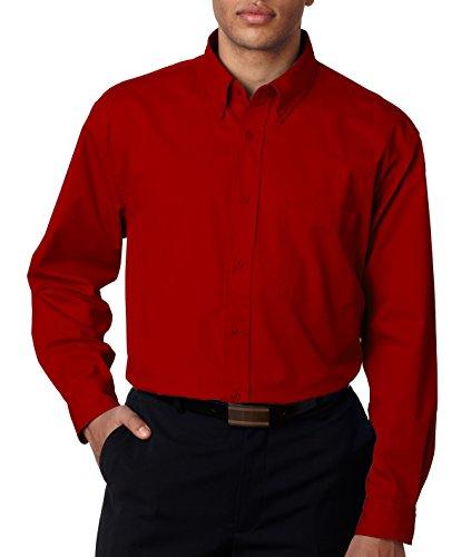 UltraClub - Chemise habillée - Homme Rouge