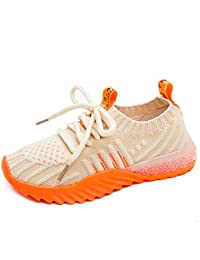 XL_etxiezi Zapatos Casuales para niños, Beige_32