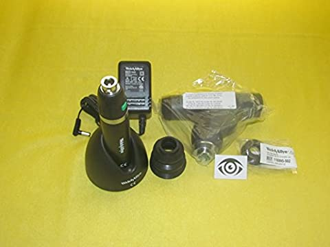 Welch Allyn 3.5V PanOptic ophtalmoscope avec poignée complète au lithium