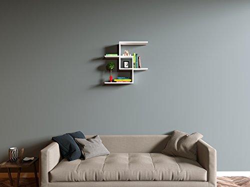 CHAIN Mensola da muro - Mensola Parete - Mensola Libreria ...