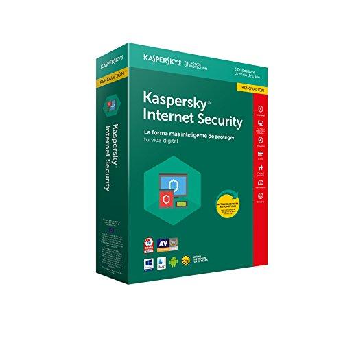 Kaspersky 2018 Internet Security Multidevice Renovación -