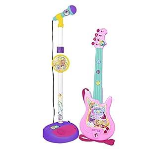 CLAUDIO REIG- Barbie Mattel Micrófono y Guitarra (4400)