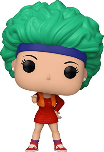 Funko- Pop Animation: Dragon Ball Z-Bulma Collectible Toy, Multicolor (44264)