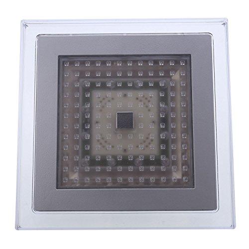 ESTAR-LINE® Große LED Duschkopf Regenbrause 7 Farben - 5
