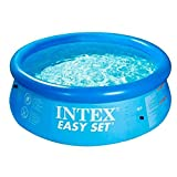 Intex Easy Set Pool without Filter - Blue, 8' x 30