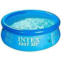 Intex - 56970Fr - Piscine - Piscinette Easy Set 2,44 X 0,76 M - Autostable
