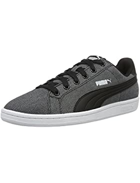 Puma Unisex-Erwachsene Smash Herringbone Low-Top, 37 EU