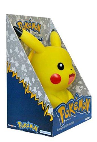 Teknofun Pokemon 3d811356Jaune Led Pikachu Lampe PZiuwkTOX