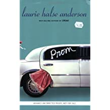 Prom by Laurie Halse Anderson (2005-03-03)