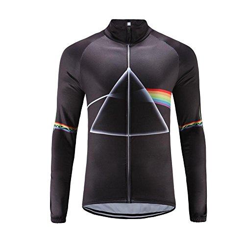 Uglyfrog 2018 Nouveau Hiver Vêtements de Cyclisme Thermique Polaires Sports de Plein air Hommes vélo Maillot vélo à Manches Longues de vélos DSRET04