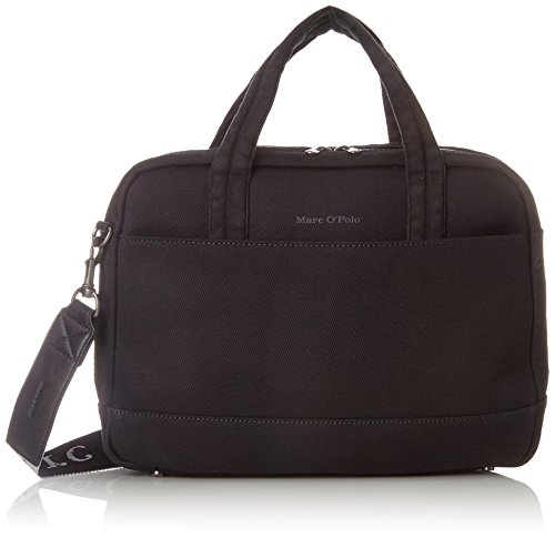 Marc OPolo - Business Bag, Borsa Uomo Nero (Black)