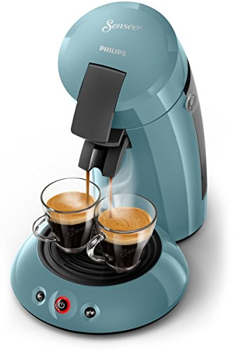 Senseo hd6553/20 freistehend halbautomatisch Kaffeemaschine Kunststoff 0 -