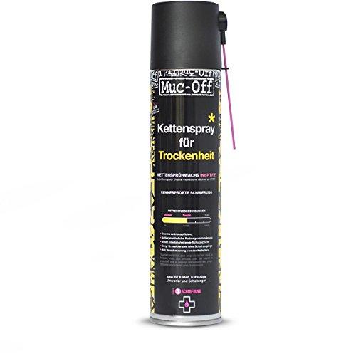 Muc Off Dry PTFE Chain Lube Schmiermittel Fahrradpflege -